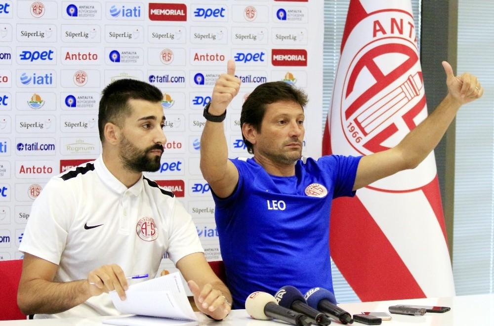"Leonardo: ""Bursaspor maçı Anadolu derbisi"""