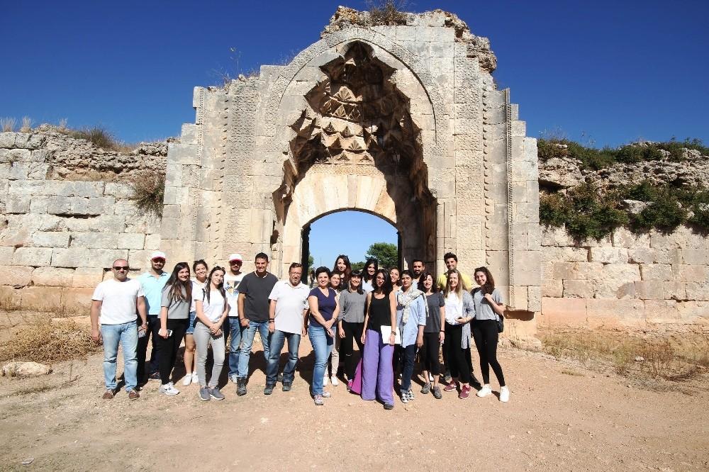 ODTÜ Yüksek Lisans öğrencileri Döşemealtı'nda