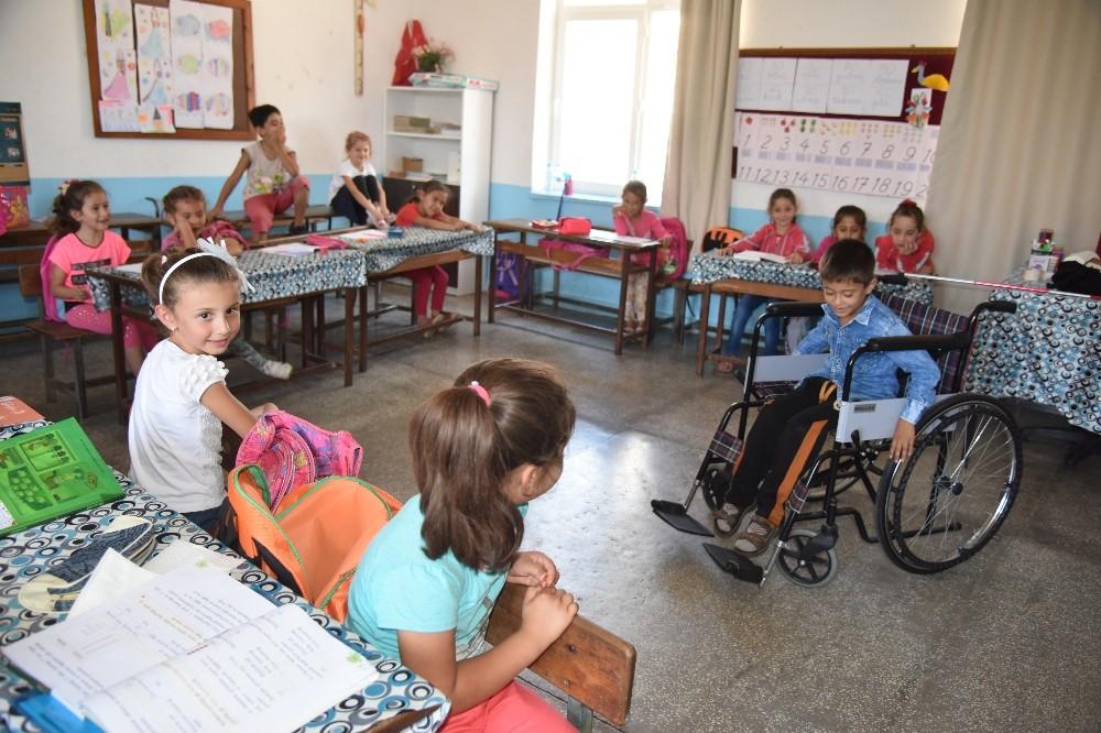 Okullarda engelli farkındalığı eğitimi