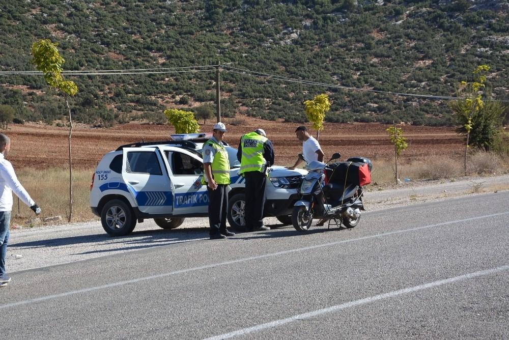 Polis'ten yol kontrolü