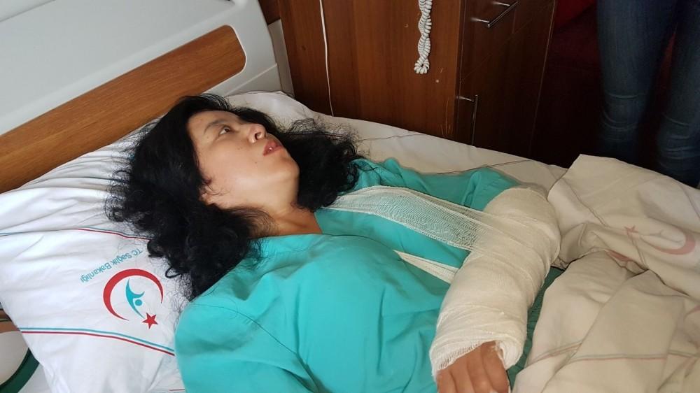 Yaralanan 18 Çinli turistin isimleri belli oldu