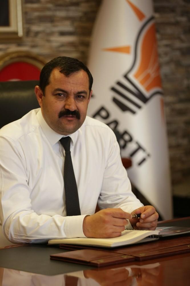 AK Parti İl Başkanı Sümer'den Türel'in istifası istendiği dedikodusuna tepki