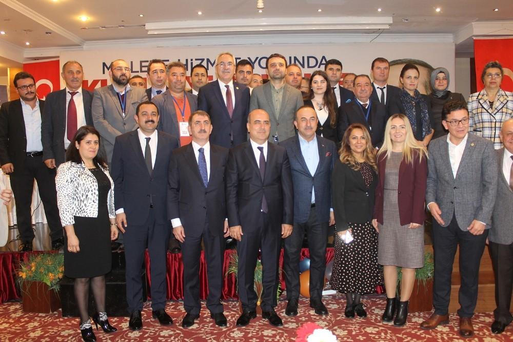 AK Parti Kemer İlçe Kongresi