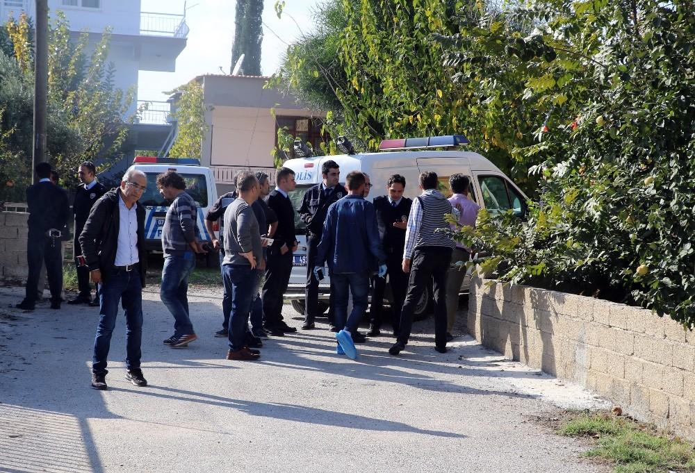 Antalya'da baba cinneti: 3 ölü