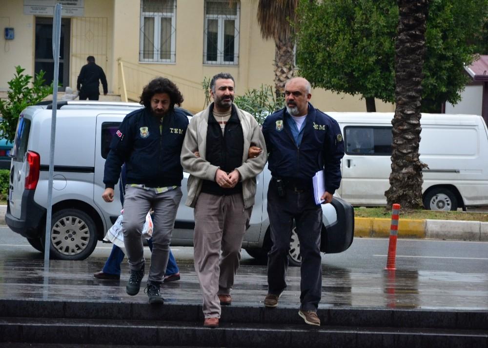 Antalya'da FETÖ'den 1 tutuklama