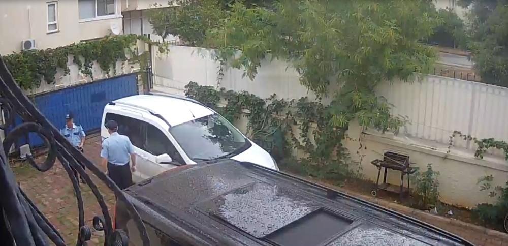 Antalya'da polis kıyafetiyle yağma yapan 5 kişi yakalandı