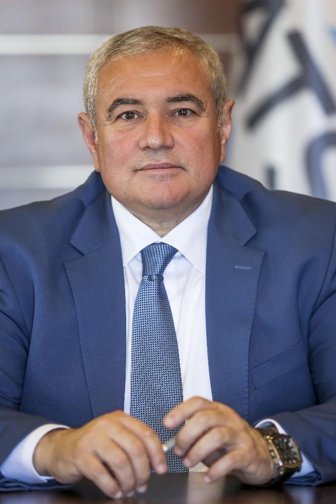 ATSO Başkanı Çetin'den üreticiye geçmiş olsun dileği