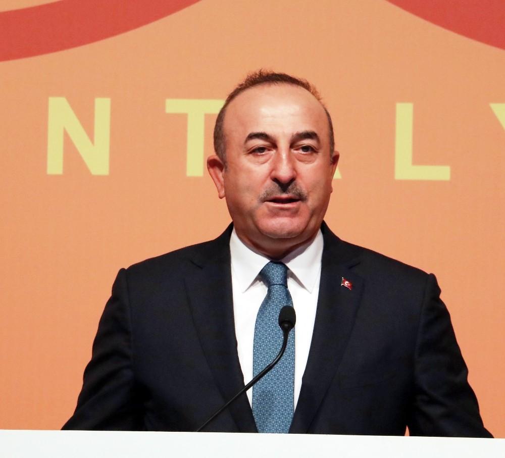 Bakan Çavuşoğlu'dan Afganistan yorumu