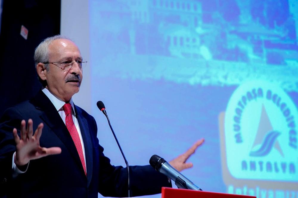 CHP Lideri Kılıçdaroğlu, Antalya'ya geliyor
