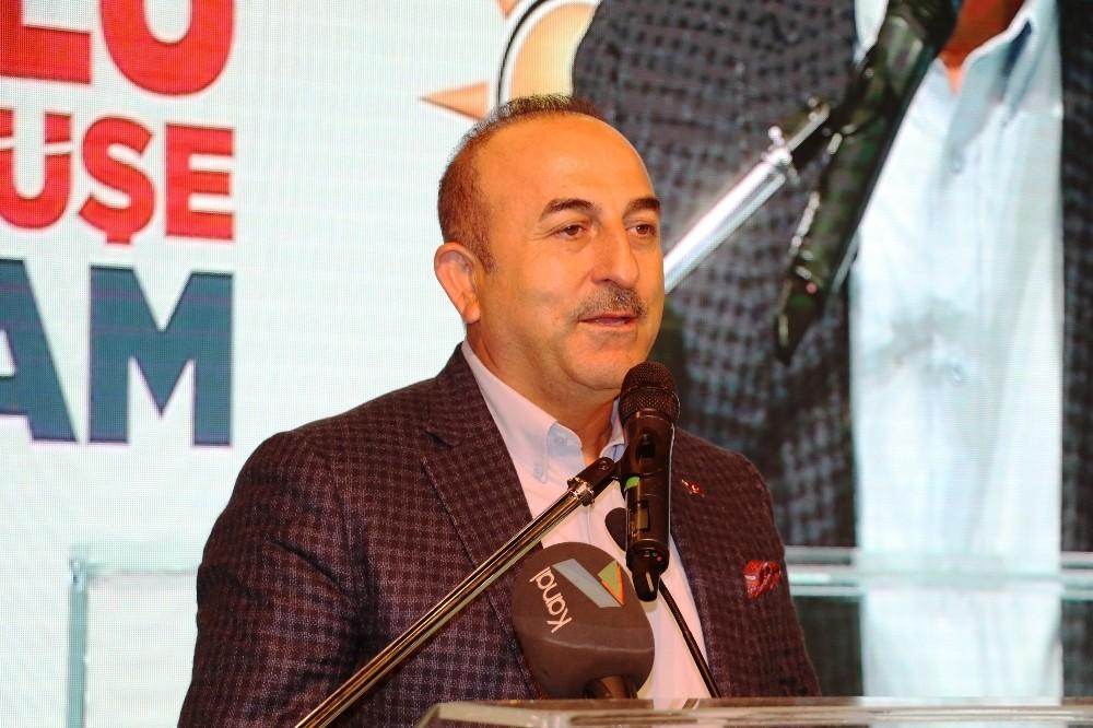 Dışişleri Bakanı'ndan Antalyalı afetzedelere 10 milyon TL'lik yardım müjdesi