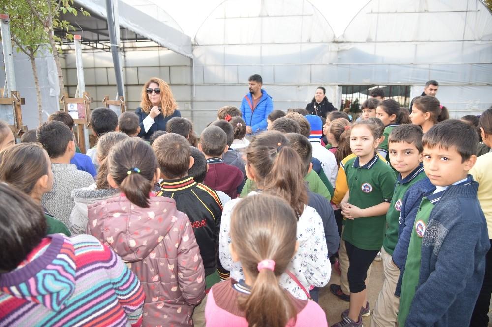Eko okullarda yılın ilk etkinliği