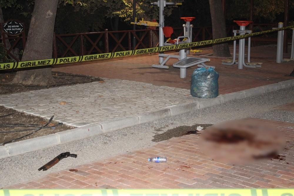 Eşine pompalı tüfekle ateş etti: 1 ölü, 1 yaralı