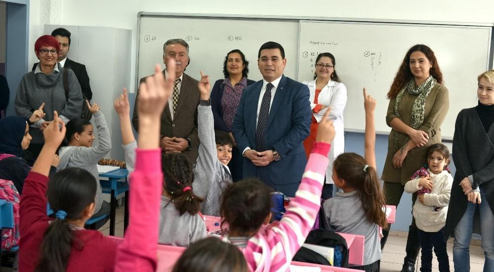 Kepez'den 23. bilişim sınıfı