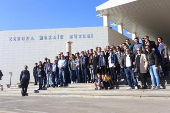 Kepez'in hizmet semineri Gaziantep'te yapıldı