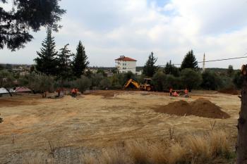 Manavgat Hacıobası'na yeni park