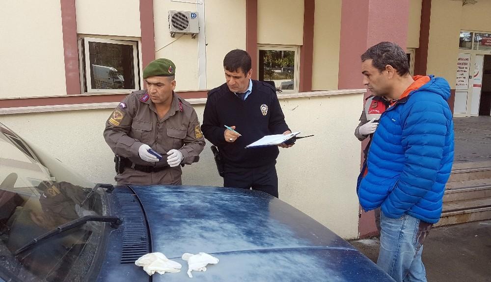 Manavgat'ta silahlı çatışma: 1 yaralı
