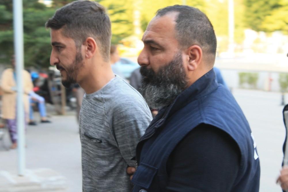 Manavgat'taki cinayet zanlısı tutuklandı