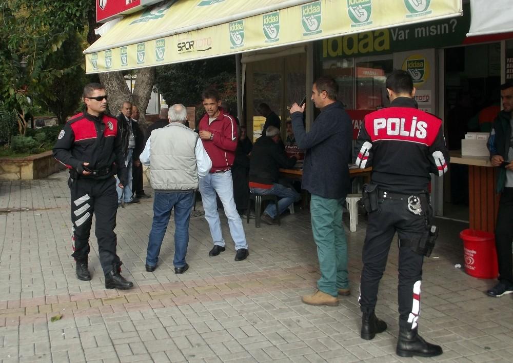 Polisten yasadışı bahis operasyonu