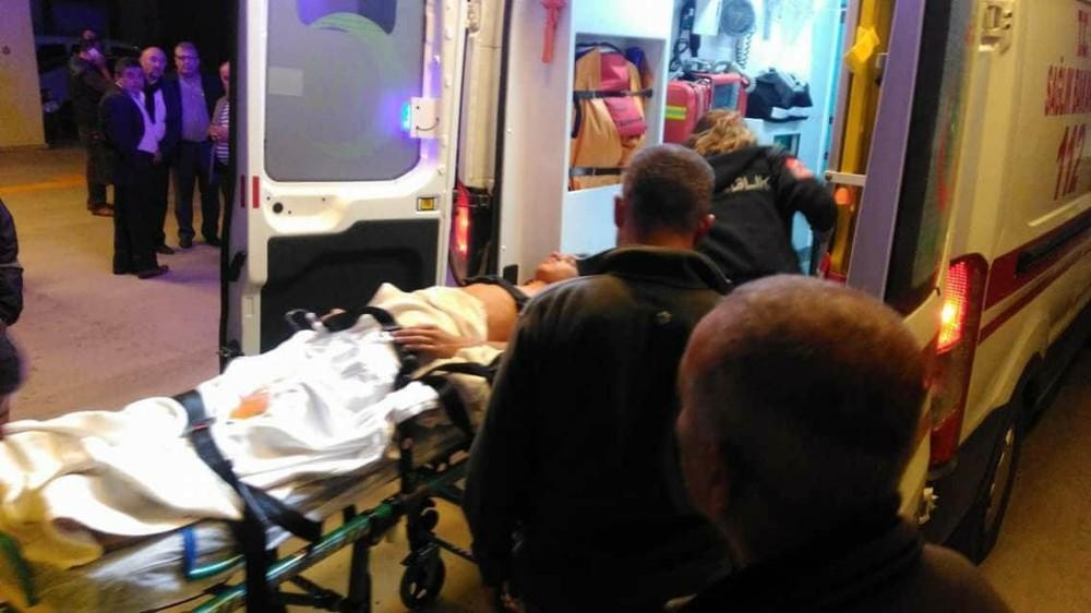 Serada çalışan işçilere silahlı saldırı: 1 ölü, 1 yaralı