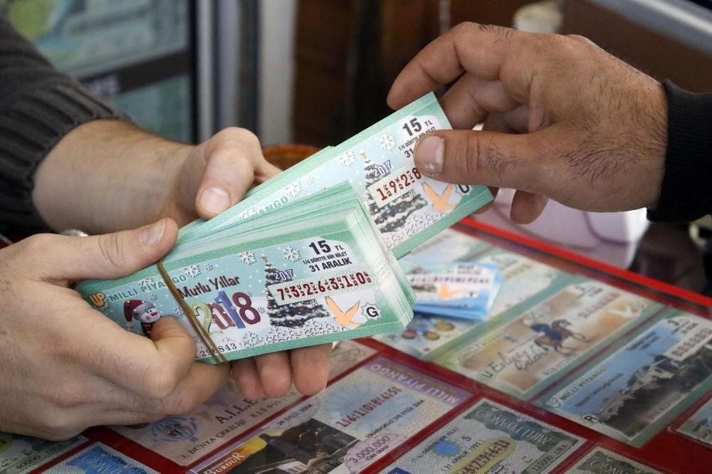 Yılbaşı biletlerine yoğun ilgi