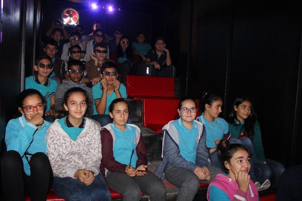 15 Temmuz 3D sinema ile gösterildi