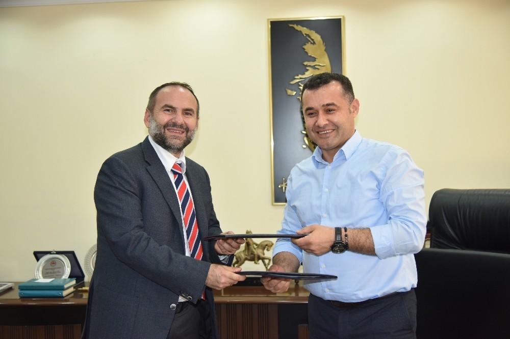 Alanya Belediyesi ile ATİD arasında işbirliği protokolü