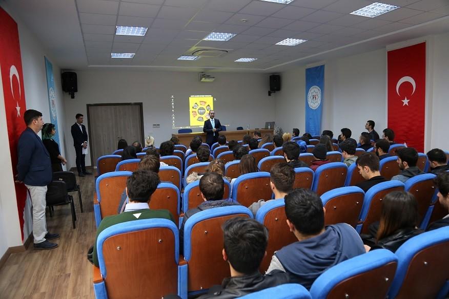 ALKÜ'de Mühendislik haftası etkinlikleri