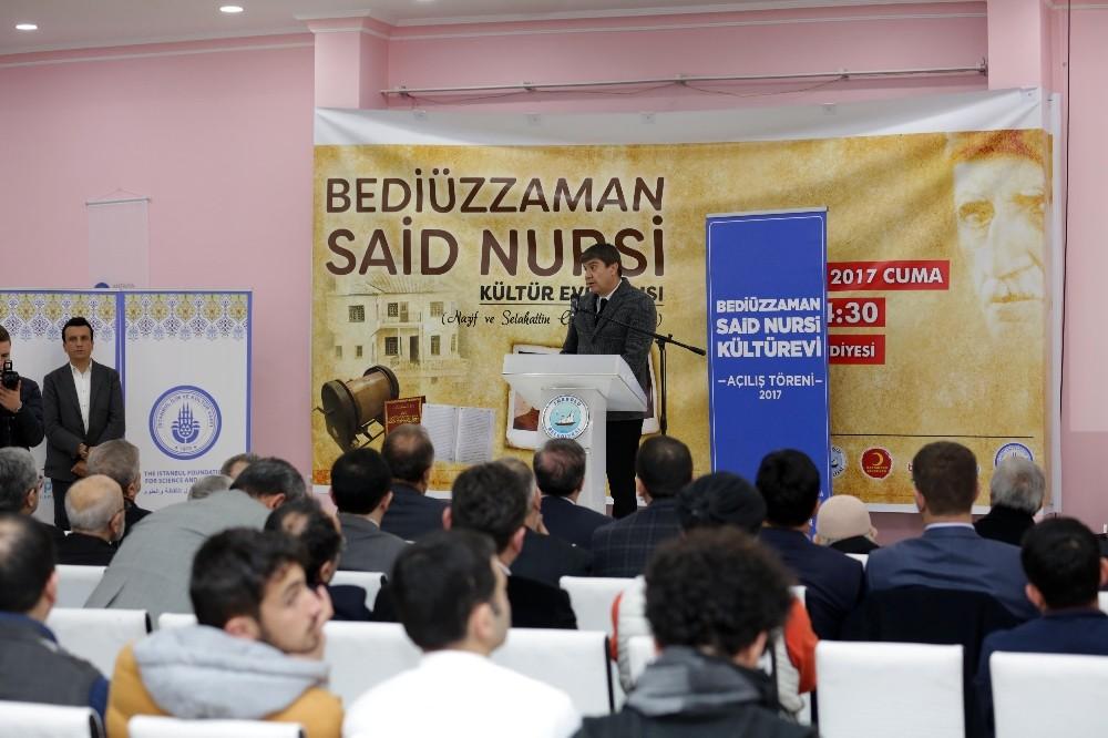Antalya Büyükşehir 'Bediüzzaman Said Nursî Kültür Evi'ni restore etti