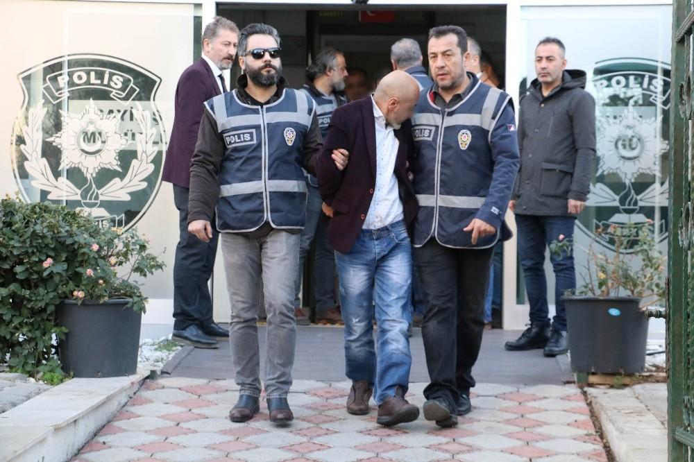 Antalya merkezli otomobil dolandırıcılığına: 7 tutuklama