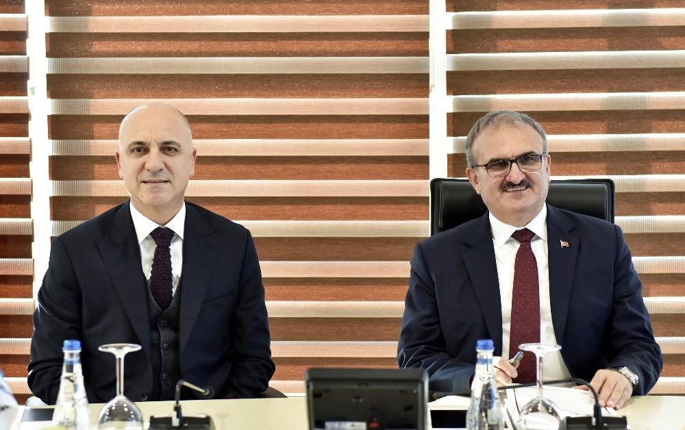 Antalya OSB'nin 2018 yılı bütçesi belirlendi