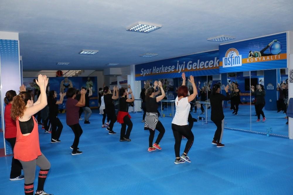Antalya'da ASFİM'e yoğun ilgi