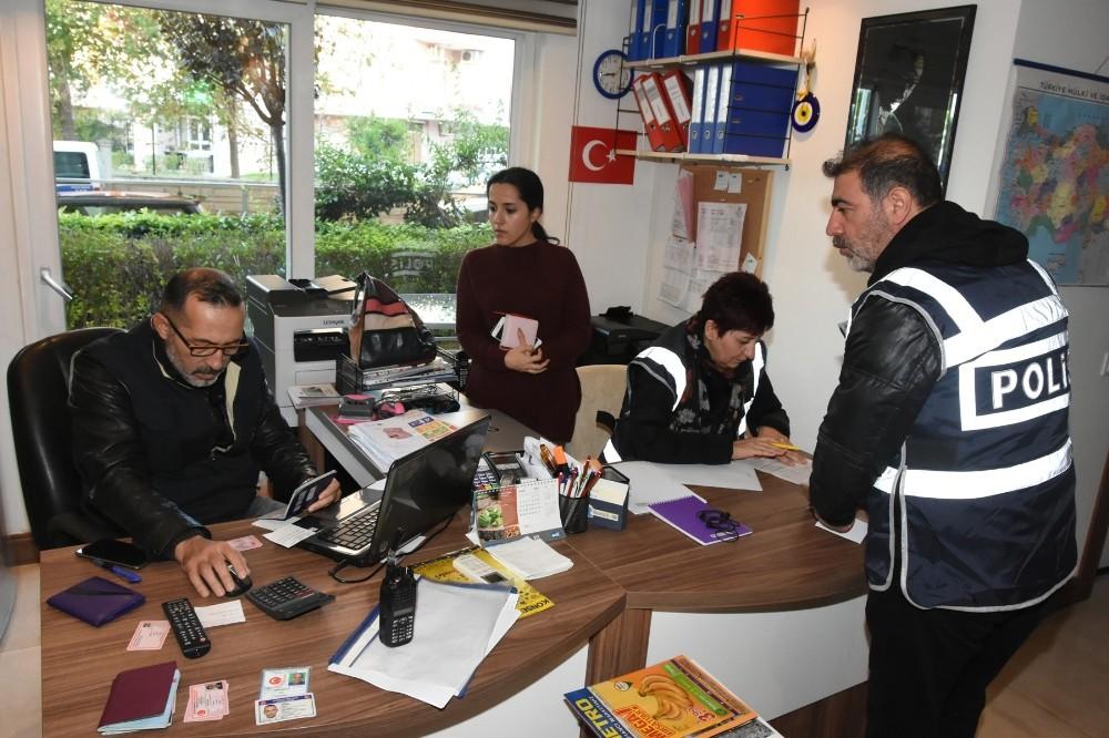Antalya'da günübirlik evlere ceza yağdı