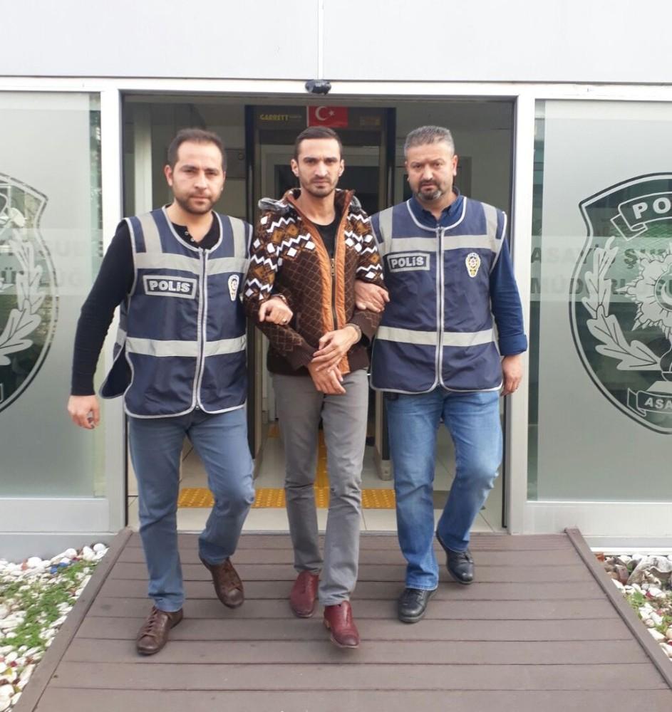 Antalya'da kiraladığı evleri soyan zanlı yakalandı