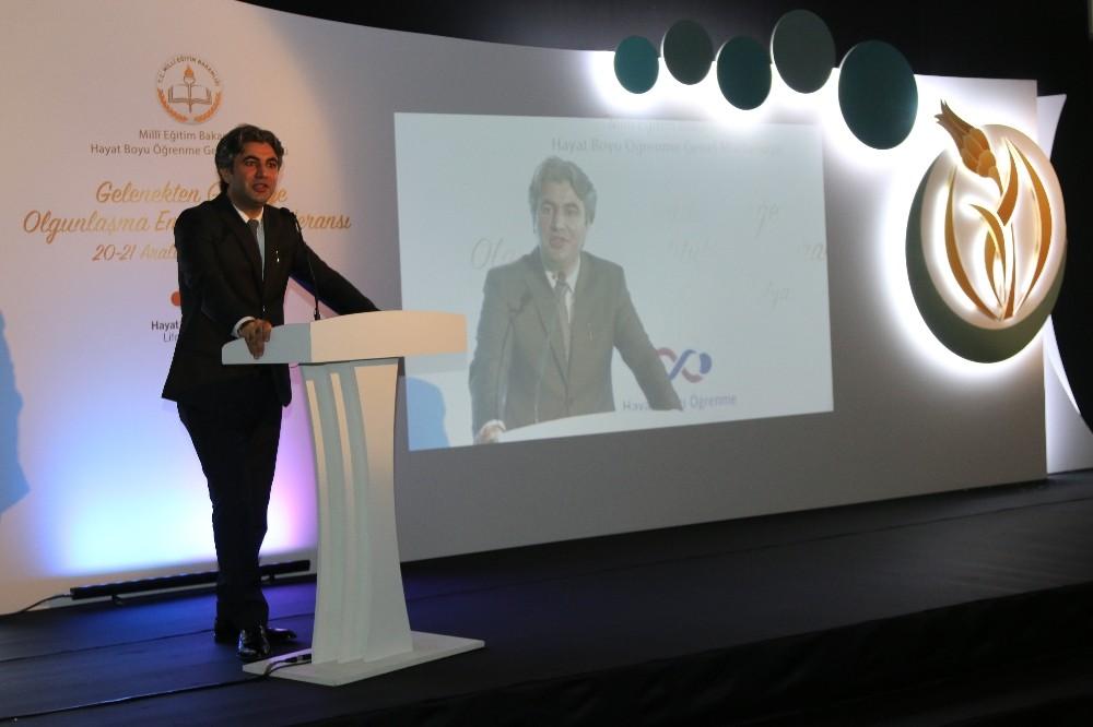 Antalya'da Olgunlaşma Enstitüleri konferansı