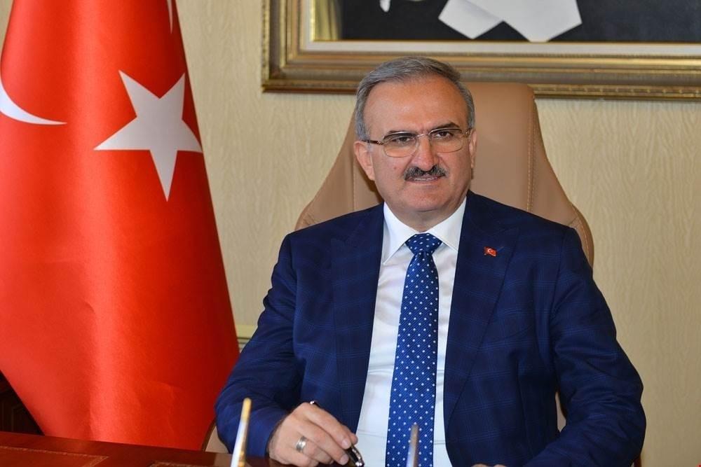 Antalya'da yeni yıl mesajları