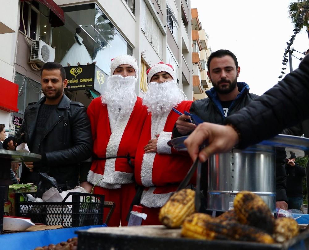 Antalya'da yılbaşı gecesinin güvenliği Noel polislere emanet