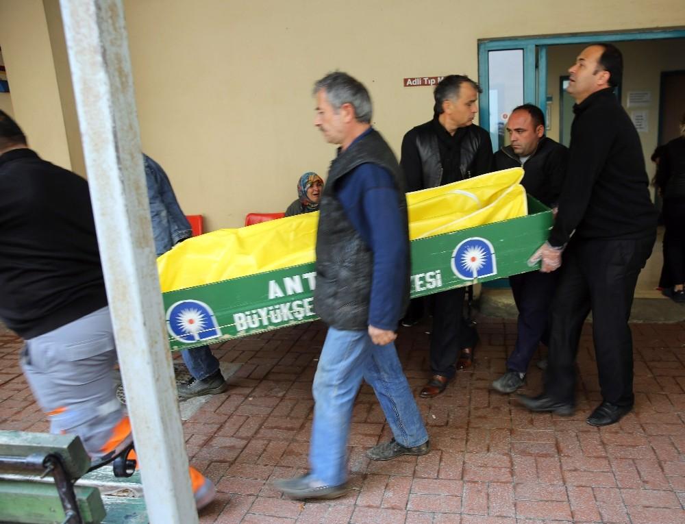 Antalya'daki koca dehşeti