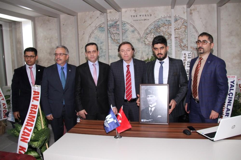 ASMO Başkanı Çavdar, iş dünyasından destek istedi