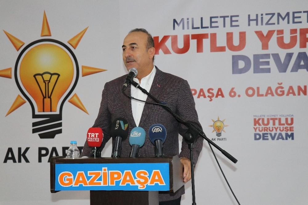 Bakan Çavuşoğlu:21. yüzyıla Türklerin damga vuracak