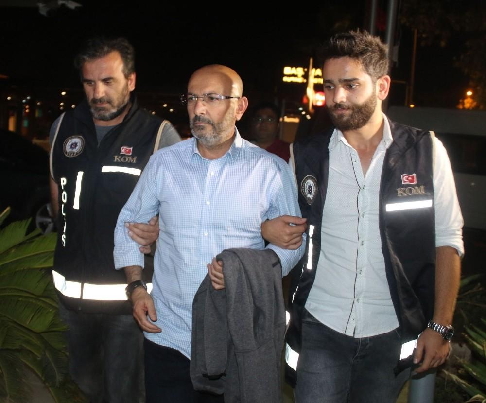 Eski Burdur Valisi Hasan Kürklü görevinden ihraç edildi