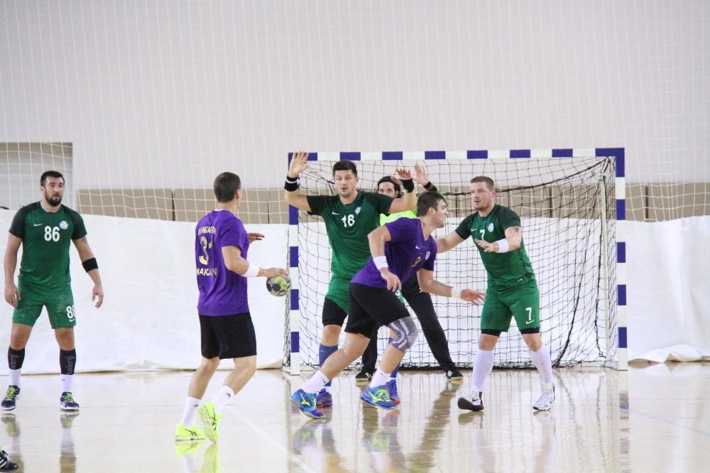 Hentbol Süper Ligi: Serik Belediyespor: 27 – B.B. Ankaraspor: 26