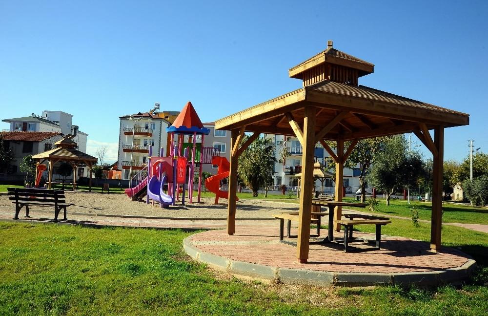 Kepez Belediyesi'nden Mehmet Akif'e 3'üncü park