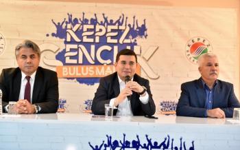 Kepez'in batısına spor salonu geliyor