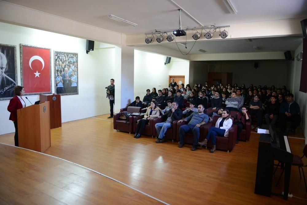 Konyaaltı Belediyesi'nden öğrencilere çevre eğitimi