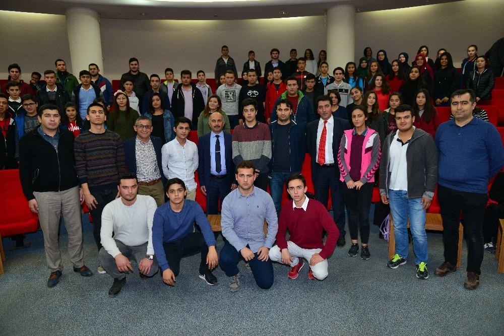 Kumluca Gençlik Meclis Başkanlığı seçimleri yapıldı