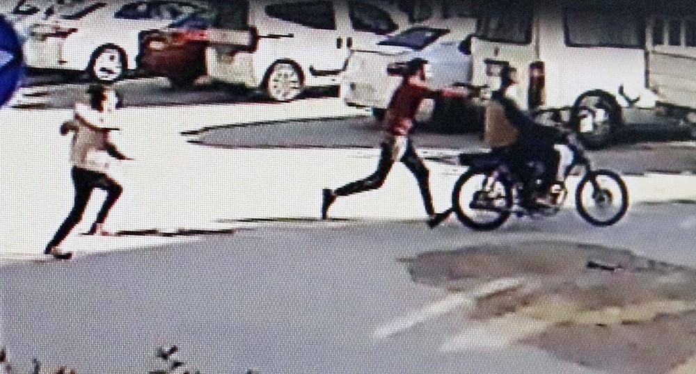 Motosikletli kapkaççılar tutuklandı