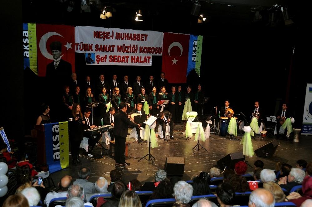 Neşe-i Muhabbet'ten Yardıma Muhtaç aileler için konser