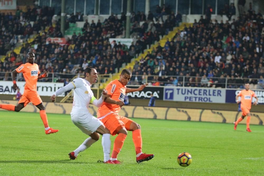 Süper Lig: Alanyaspor: 1 – Kayserispor: 2 (Maç sonucu)