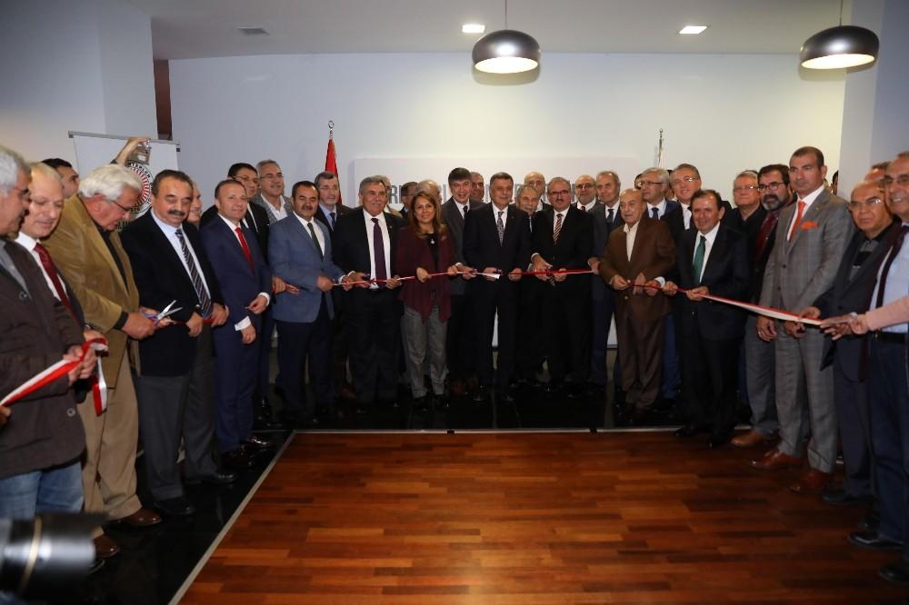 Türk Parlamenterler Birliği Antalya Şubesi açıldı