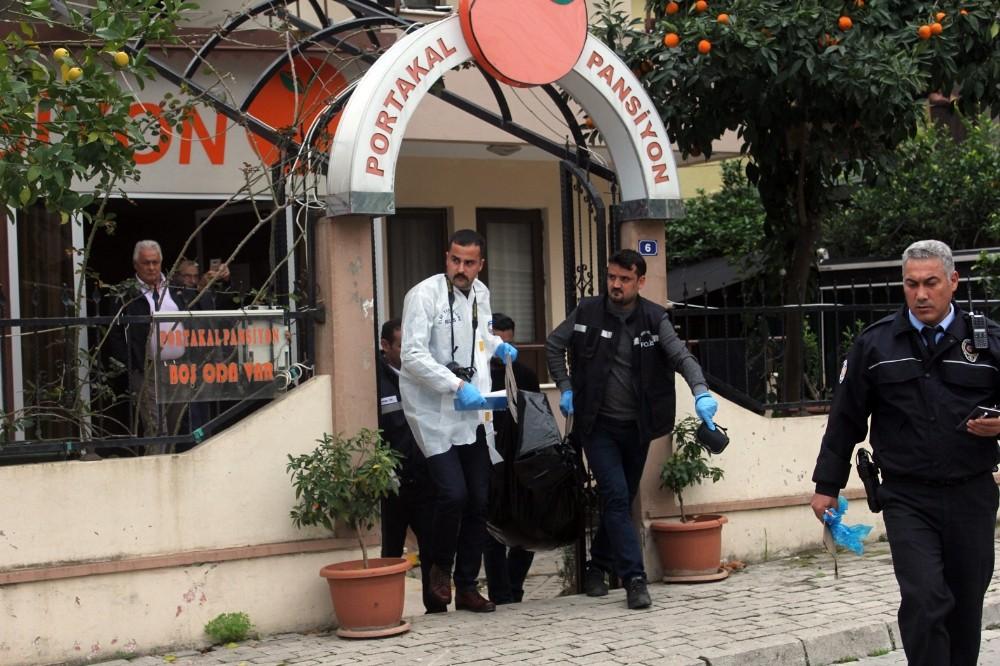 Ukraynalı kadın Antalya'da hayatını kaybetti